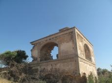 Explore the Borj el-Berod ruins