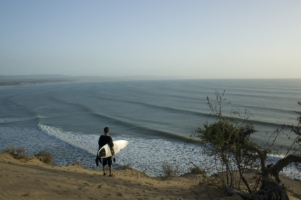 Surf the infamous breaks of Sidi Kaouki